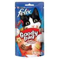 Felix Goody Bag Treats 60g (Mixed Grill) big image