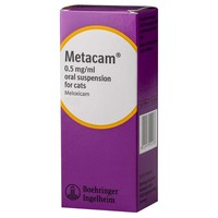 Metacam Oral Suspension for Cats big image