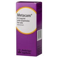 Metacam Oral Suspension for Cats big image