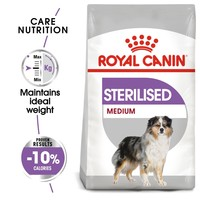 Royal Canin Medium Sterilised Care Dry Dog Food big image