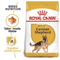 Royal Canin German Shepherd Adult Dry Dog Food 11kg big image
