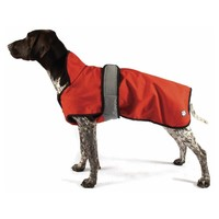 Danish Design 2 in 1 Reflective Dog Coat (Orange) big image