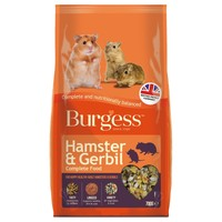 Burgess Hamster & Gerbil Complete Food 700g big image