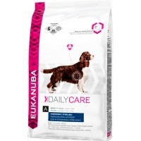 Eukanuba Daily Care Adult Dog Overweight Sterilized 12.5kg big image