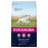 Eukanuba Growing Puppy Small Breed Dog Food (Chicken) big image