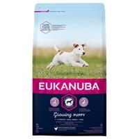 Eukanuba Growing Puppy Small Breed Dog Food (Chicken) big image