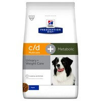 Hills Prescription Diet CD Multicare Plus Metabolic Dry Food for Dogs big image