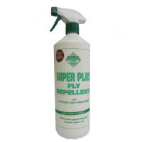 Barrier Super Plus Fly Repellent Spray for Horses big image