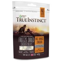 True Instinct Freeze Dried Cat Treats (Free Range Chicken) 40g big image