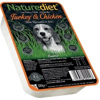 Naturediet Adult Dog Food (Turkey/Chicken/Veg/Rice) big image