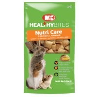 M&C Treat Ums Healthy Bites Nutri Care for Small Animals big image