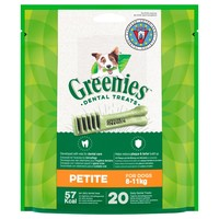 Greenies Daily Dental Treats for Petite Dogs big image
