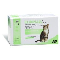Eliminall Spot-On For Cats (OUTER 30 PIPETTES) big image