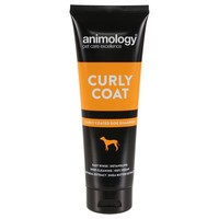 Animology Curly Coat Shampoo for Dogs 250ml big image