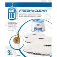 Catit Fresh and Clear Replacement Foam Filters big image