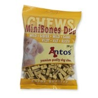 Antos Mini Bones Game Dog Treats 200g big image