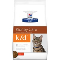 Hills Prescription Diet KD Dry Food for Cats (Chicken) big image