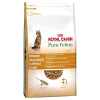 Royal Canin Pure Feline No 2 Slimness Adult Cat Food big image