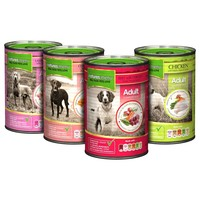 Natures Menu Adult Dog Food 12 x 400g Cans (Multipack) big image