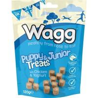 Wagg Puppy & Junior Treats 120g big image