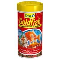 Tetra Goldfish Flakes 52g big image