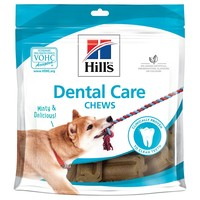 Hills Dental Care Chews Dog Treats 170g big image