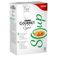 Purina Gourmet Soup Multipack Pouches (Chicken with Vegetables) big image