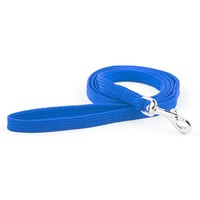 Ancol Heritage Softweave Nylon Small Dog Lead (Blue) big image