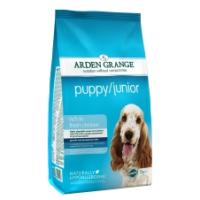 Arden Grange Puppy Junior Food Chicken big image
