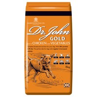 Dr John Gold Adult Dry Dog Food (Chicken with Vegetables) big image