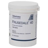 Frusedale 40mg Oral Tablets big image