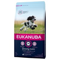 Eukanuba Growing Puppy Food (Medium Breed) big image