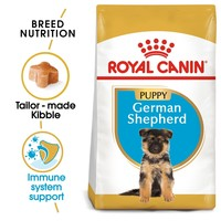 Royal Canin German Shepherd Dry Puppy Food 12kg big image