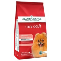 Arden Grange Mini Adult Dog Dry Food (Chicken & Rice) big image