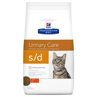 Hills Prescription Diet SD Dry Food for Cats big image