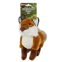 Frankie Fox Squeaky Dog Toy big image
