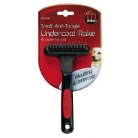 Mikki Anti-Tangle Undercoat Rake Double Thick Coats Size Small big image
