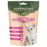 Harringtons Hairball Treats for Cats 65g big image