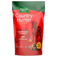 Natures Menu Country Hunter Superfood Crunch (Beef with Redcurrant) 1.2kg big image