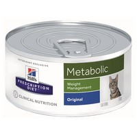 Hills Prescription Diet Metabolic Tins for Cats big image