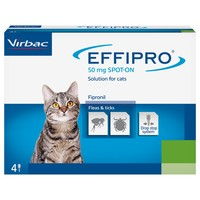 Effipro for Cats (4 Pipettes) big image