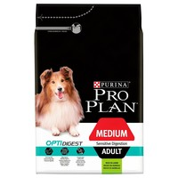 Purina Pro Plan OptiDigest Sensitive Digestion Adult Dog Food 14kg (Lamb) big image