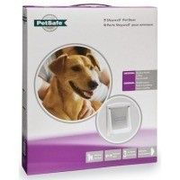 Staywell Petsafe Original Medium Pet Door 740 White big image