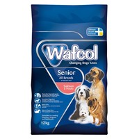Wafcol Senior Dry Dog Food for All Breeds (Salmon & Potato) big image
