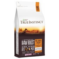 True Instinct Raw Boost Dry Puppy Food (Free Range Chicken) 1.5kg big image