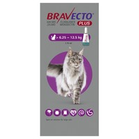 Bravecto Plus 500mg Spot-On Solution for Large Cats big image