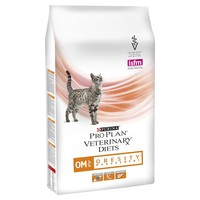 Purina Pro Plan Veterinary Diets OM St/Ox Obesity Management Dry Cat Food big image
