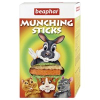 Beaphar Munching Sticks Small Animal Treats 150g big image