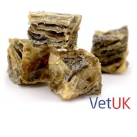 VetUK Fish Treats for Dogs 300g big image