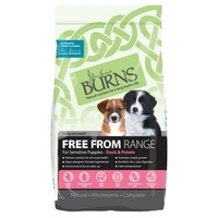 Burns Free From Puppy and Junior Food (Duck & Potato) big image